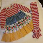 Sado Boutique Girls Fall Outfit Sz 9 10 Years