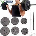VINYL WEIGHT SET Fitness Workout Home Gym Arm Legs Exercise Equipment 100 Lbs