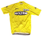 1974 MOLTENI Eddy Merckx Cycling Jersey Retro Road Pro Bike MTB Short Sleeve