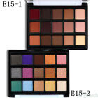 Pro 15 Colors Makeup Eyeshadow Palette Shimmer Matte Eye Shadow Cosmetic