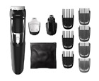 Philips Norelco Cordless Rechargeable Wet Dry Shaver Electric Razor 13 pieces