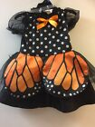 Beautiful Butterfly Toddler Girls Costume Size 18 24 Month