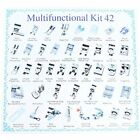 Hot Sale 42 Pcs Sewing Presser Feet For Brother Babylock New Home Janome NEW