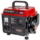 New 1000w Super Quiet Gas Powered Portable Generator Lightweight Camping RV Home