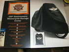 Harley Davidson 100th Anniversary Motorcycle Cover Small 91626 03