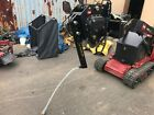 Used Toro Dingo Vibratory Plow attachment with chinese finger