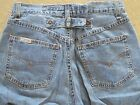 Vintage ZENA Jeans High Waist Relaxed Fit w Back buckle Size 5