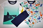 NEW Carters Sea Life Pajamas 4 piece size 2T Toddler Boy MSRP 34