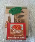 N to HO Bar Mills Craftsman 5 cent Cigar Company Wood Billboard Sign 92301 Laser