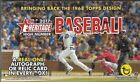 2017 TOPPS HERITAGE BASEBALL HIGH NUMBER FACTORY SEALED HOBBY BOX AUTO OR RELIC