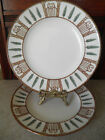 TWO LENOX SALAD PLATES-MOSAICO D'ITALIA COLLECTION BY CHUCK FISCHER