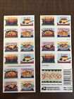 WCstamps: $637.00 Face Value - 65 Books (1,300) USPS Forever Stamps, New Lot #03
