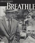 BREATHLESS 1960 Jean Luc Godards Criterion Collection LASERDISC NEW RARE