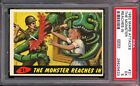 MARS ATTACKS 1962 TOPPS PSA 5 *THE MONSTER REACHES IN* CARD NO. 31 NO QUALIFIERS