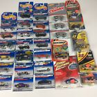Lot of 30 New Matchbox Hot Wheels Motorworks Diecast Cars 1990s to 2000s