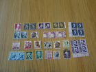 STAMPS USA PROMINENT AMERICANS FROM 1965 1981 AMERICA
