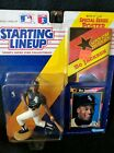 Starting Lineup 1992 Bo Jackson Chicago White Sox Exclusive Poster and Card