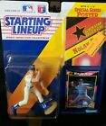 1992 STARTING LINEUP SLU MLB NOLAN RYAN TEXAS RANGERS Kenner Poster Card New