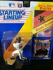 1992 BARRY BONDS Pittsburgh Pirates Starting Lineup Kenner Exclusive Poster Card