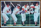 Stan Musial autograph Cardinals signed
