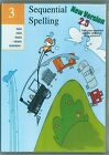 Volume 3 Sequential Spelling DVD ROM NEW Version 25 Classic Series 2014