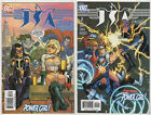 JSA classified FN VF LOT 26 DC comics 2005 08 POWER GIRL VANDAL SAVAGE WILDCAT