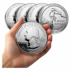 5oz Silver America the Beautiful Coin Lot of 5
