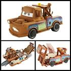 Disney Pixar Cars 3 Transforming Mater Playset Kids Pretend Play Toy vehicle new