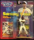 Sammy Sosa Chicago Cubs Home Run Record Starting Lineup 4in. Figure New 1999