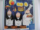 300 pc Puzzle Bon Appetit Cake Celebration by Tracy Flickinger Large Pieces