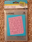 PERFECTLY PAISLEY Embossing Folder For Cuttlebug Die Cut  Embossing Machine