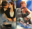 Titanic (VHS, 1998, 2-Tape Set, Pan-and-Scan) Leonardo DiCaprio Kate Winslet