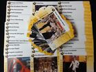 Grolier Story of America Cards Arts  Entertainment Lot of 240+ Cards