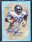 2012 TOPPS FIVE STAR SIGNATURES BARRY SANDERS AUTO 4 10 RARE PARALLEL