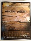 BIBLIOPLAN COMPANION YEAR ONE A Text for Ancient History Paperback Jan 01