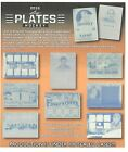 2016 LEAF PLATES HOCKEY HOBBY BOX ALL CARDS ARE ONE OF ONE PLATES 1 1