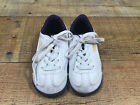 Puma Baby Toddler Shoes SZ 6 M Purple White Lace Up Sneakers