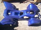 Plastics Fairing Fender Guards 50cc 70 110cc Quad Dirt Bike ATV BLUE 09 27