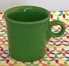 Fiestaware Shamrock Ring Handled Mug Fiesta Green Tom and Jerry Mug