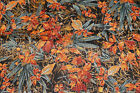 2 1 2 yd Inspirational Foliage Cotton Quilt Fabric Red Rooster BFab