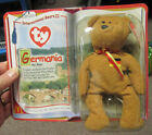 Ty Germania the Bear Teenie Beanie Baby (McDonald's Limited Edition, 1999)