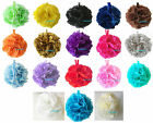 12 pcs of 7 Flower Kissing Ball Wedding Silk Rose Party Pomander bulk lot