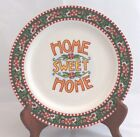 Mary Engelbreit Home Sweet Home Christmas Plate, 8