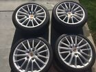 2009 OEM Porsche Carrera Wheels  Tires