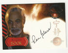 Ron Glass as Book SERENITY Inkworks Certified Autograph Card Auto A9