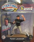 Randy Johnson Starting  Lineup2 2001 Figure - NIP w/ Collector Card - SEALED!