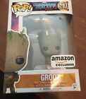 Funko Pop Guardians Of The Galaxy 2 Groot Adolescent Amazon Exclusive