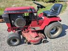 312 8 SPEED WHEEL HORSE CLASSIC GARDEN LAWN MOWER TRACTOR 42