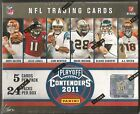 2011 Panini Playoff Contenders Football Factory Sealed Hobby Box - 4 Autos a box