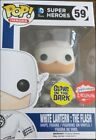 White Lantern: The Flash GITD Fugitive Toys Exclusive Funko Pop *mint condition